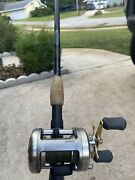 St Croix Avid Rod With Shimano Cardiff400a Reel