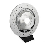 Mercedes-benz S Coupe C217 Rear Brake Disc Rotor Amg A2224232012 New Genuine