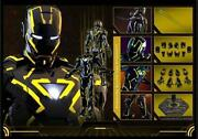 Limited/ Hot Iron Man Mark Neon Tech/yellow Edition From Japan