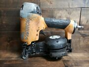 Bostitch Rn46-1 Coil Roofing Nailer Power Tool Pre-owned