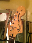 Stratocaster Custom Shed Guitars Full Body Thickness W/ Mint Pickguard Nice