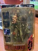 Resident Evil Action Figures Series 3 Tyrant - New In Box 2002 Palisades