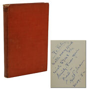 Paul Robeson Negro Signed By Paul Robeson First Edition 1st 1930 Eslanda Goode