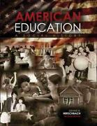 American Education A Social History By Dennis Herschbach English Paperback Bo
