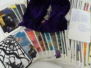 Hero's Journey Signed 78 Card Tarot Deck Arnell Ando Laminated W Bag Collage