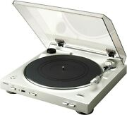 Denon Dp-200usb Analog Record Player With Phono Equalizer Fully Automatic Japan