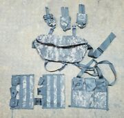 Acu Molle 2 Modular Lightweight Load Carrying Equipment Waist Pack And Pouch Lot