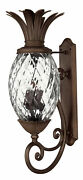 Hinkley Lighting H2225 34h 4 Light Outdoor Wall Sconce - Multicolor