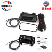 For Ford F150 F250 F350 Trucks Tailgate Handle Mount Backup Rear View Camera