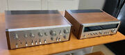 Pioneer Sa-9100 Stereo Integrated Amplifier And Tx-9100 Fm/am Tuner.