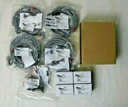 New Nova 669 6-head Clear Strobe System W/ Panel Switch 4-lamps And Cords