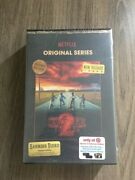 Stranger Things Season 2 Blu-ray + Dvd Exclusive Vhs Retro Packaging Collect