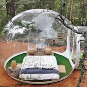 Aeor Inflatable Bubble Tent Toy Tent Outdoor Camping Large Diy House Camping Cab