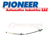 Pioneer Carburetor Accelerator Cable For 1987-1989 Ford Country Squire 5.0l Tz