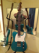 Telecaster Custom Shed Guitars Full Bodied Tele W/ Poly-oil Stained Neck Nice