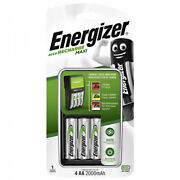 Energizer Maxi Charger For Aa And Aaa Rechargeable Batteries Device Power Supplies