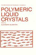Polymeric Liquid Crystals By Alexandre Blumstein English Hardcover Book Free S