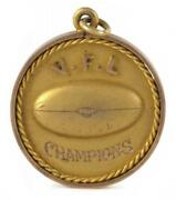 The Gold Medal Awarded To Goldie Collins Part Of The Winning Team From Vic