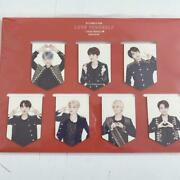 Bts Official Japan Sys Speak Yourself Official Magnetic Bookmark All Member