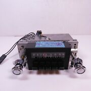 1974 Ford Am Radio Philco Original Used Part D4aa-18806 With Knobs