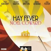 Hay Fever Classic Radio Theatre By Noel Coward Cd-audio Book The Fast Free