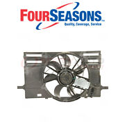 Four Seasons Cooling Radiator Fan Assembly For 2008-2013 Volvo C30 1.6l 2.4l Ce