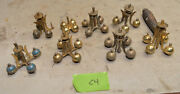 Clock Counter Weight Rotary Flying Ball Pendulum Collectible Movement Parts Lot