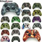 Custom-made Silicone Skin Sleeve Rubber Protective Grip Case Cover For Xbox One