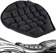 Air Motorcycle Seat Cushion Pressure Relief Ride Seat Pad For Cruiser Touring