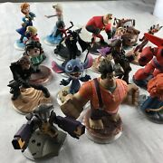 Xbox 360 Disney Infinity Game , 3 Portals And 20 Figures Bundle - 2.0 And 3.0