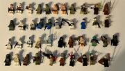 Lego Star Wars Minifigure Lot 501st Clone Trooper Stormtrooper Lot With Weapons