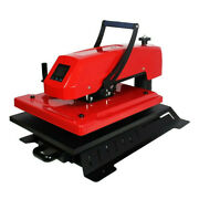 16and039and039 X 20 Swing Away Manual 3d Sublimation T-shirt Heat Press Machine - 110v