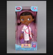 [disney] Doc Mcstuffins Toy Hospital Talking And Singing Doll - New