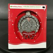 Christmas Ornament Life Takes Us To Unexpected Places Collectible Nib