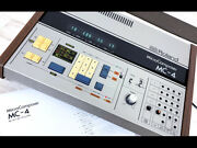 Roland Mc-4a Micro Composer 4ch Digital Sequencer Vintage From Japan Free Ship