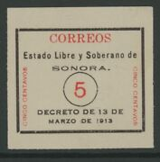 Mexico Mint 327 Ng Ngai Sonora Clean Sound And Centered