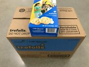 2021 Fresh Girl Scout Cookies 1 Case Trefoils- 12 Boxes Little Brownie Bakery