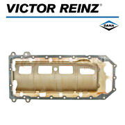 Victor Reinz Oil Pan Gasket Set For 2005-2010 Jeep Grand Cherokee 5.7l V8 - Pd