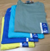 Menand039s Women 1000 Pc T-shirt Fruit Of The Loom 3xl 100 Cotton Many Colors