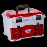 Multiloader Tackle Box, Fishing Organizer With Tuff Tainer Boxes Included