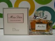 Christian Dior Miss Dior Absolutely Blooming Parfum Spray 1.7 Oz Sealed Box