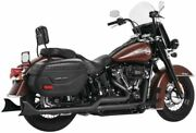Freedom Performance Sharktail Signature True Dual Exhaust System Motorcycle