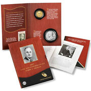 2015 Coin And Chronicles Set - Harry S. Truman In Original Mint Packaging