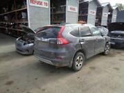 Driver Rear Side Door Electric With Privacy Tint Glass Fits 15-16 Cr-v 8048907