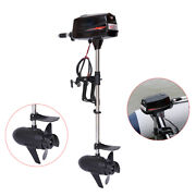 Hangkai 60v Electric Outboard Motor Fishing Boat Trolling Engine 2.2kw Ce Us New