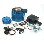 Pertronix D8002 Flame-thrower Tune Up Kit, Gm Hei, Blue Cap