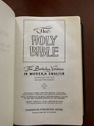 The New Berkeley Version In Modern English Bible - Rare Find, 1963 Edition.
