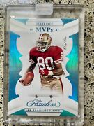 2020-2021 Panini Flawless Legends Double Diamonds Jerry Rice One Of One💎💎