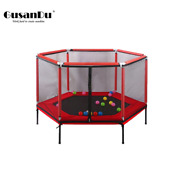 Childrenand039s Trampoline Home Jump Trampoline Parent-child Interactive Game Fitness