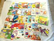 Lot 43 Childrens Picture Books Early Developmental And Kindergarten Many Ars